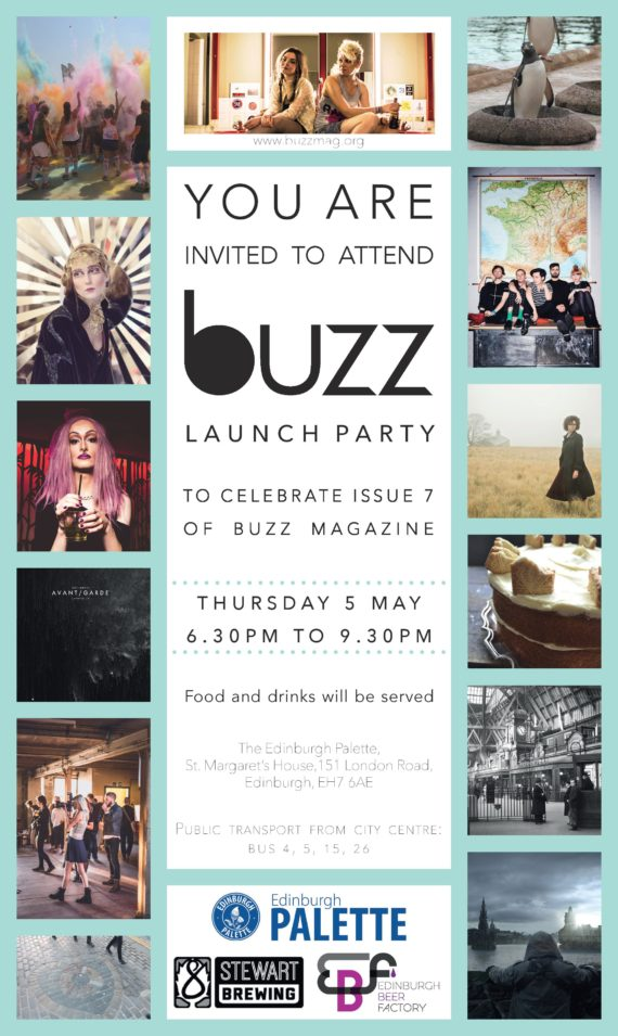 Buzz is launched